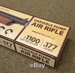 Benjamin Sheridan 397.177 Carabine À Air Comprimé À Une Culasse 1100fps