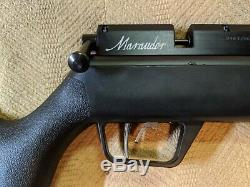 Benjamin Sheridan Bp2264 Marauder Carabine À Air Comprimé. 22 Calibre Noir Stock Synthétique