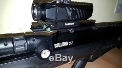 Benjamin Sheridan Bpbd3s Bulldog. Carabine À Air Comprimé 357 Pcp Carabine À Air Comprimé Big Game 800 Fps
