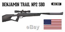 Benjamin Trail Nitro Piston Elite Np2.177 Calibre Synthétique Sbd Carabine À Air Comprimé