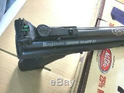 Benjamin Trail Np Mark Ii. 177 Pause Canon 650 Fps Granules Pistolet À Air Comprimé