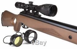 Benjamin Trail Np XL 1100 Bois Franc. Carabine À Air Comprimé Et Canon De Calibre 22