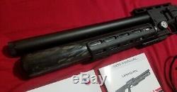 Brand New Uragan Par Airgun Techlology (. 25 Calibre) Pcp Carabine À Air Comprimé Pistolet À Granulés