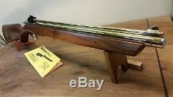 Carabine À Air Benjamin Édition Commémorative N ° 87 Jamais Tirée. 22 Pistolet À Pellets