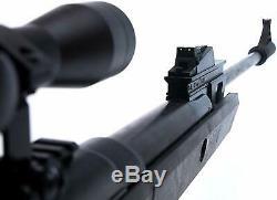 Carabine À Air Comprimé Avec Scope Pellets De Chasse Gun. 177 Bear River Cal Tpr 1200 Fps 1350! Nouveau