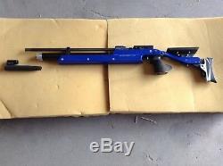 Carabine À Air Comprimé Hammerli Ar50 Left Line. 177 / 4,5 Cal De Travail