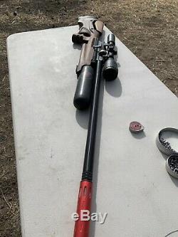 Carabine À Air Comprimé Pcp Utilisé