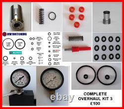Complet Anti Sabotage Refonte Kits Fac Ou Standard Weihrauch Hw100 / Hw101 Beeman