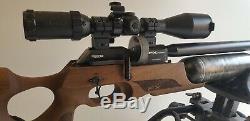 Couronne Fx. 25 Po En Noyer (carabine À Air Comprimé Pcp)