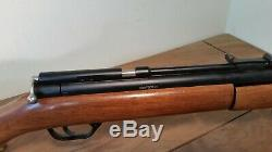 Crosman Benjamin 392 Pa Carabine À Air Comprimé Gun Withwhite Ligne À Pellets Butt Pad Fin Non Utilisée