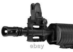 Crosman M4-177 Air Rifle Combo Noir 18rds 0.177 Cal Avec Reticle Rifle Scope