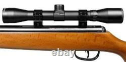 Crosman Optimus Breakbarrel Air Rifle Combo 0,22 Cal 950 Fps Spring-piston