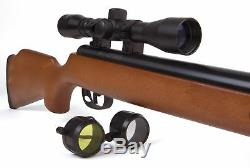 Crosman Optimus. Carabine À Air Comprimé Avec Baril De Ressort De 177 Balles Avec Portée De 4x32 MM