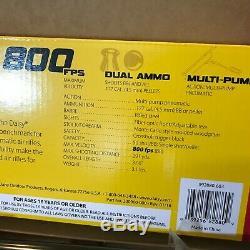Daisy Powerline 880s Airgun. 177 Bb Gun Fusil À Granulés. 177 4x15 Portée Multi Pompe