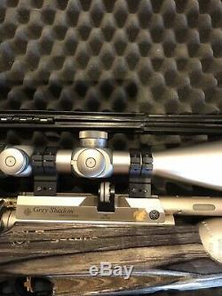 Daystate Ombre Grise Carabine À Air Comprimé Limited Edition 47/150 Nouveau