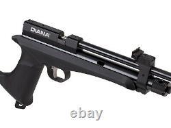 Diana Chaser Co2 Carabine À Air Comprimé Kit. 22 Calibre Réglable Vue Arrière Boulonné Action Nouveau