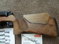 Diana Modèle 75 Hvto1 Match Air Rifle 177 Cal