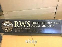 Diana Rws 350 Magnum. 22 Calibre 1000 Fps Break Barrel Hardwood Stock Air Rifle