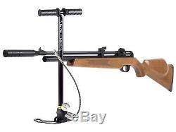 Diana Stormrider Kit Carabine À Air Comprimé Pcp À Plusieurs Coups Et Pompe Hpa 0,22 Cal