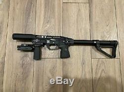 Edgun Leshiy. 25 Cal Pcp Compact Carabine À Air Comprimé Avec Extras