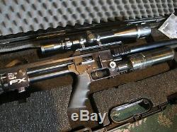 Effet Fx. Carabine À Balles Bullpup Pour Carabine À Air Comprimé 22 / Puissance Plus Grande Portée