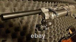Evanix Gtk 480 (nouveau) Full Or Semi Auto Pcp Air Rifle Pellet Gun