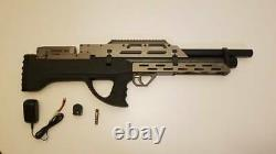 Evanix Max. 25 (semi / Full Auto) Pcp Pellet Rifle Air Gun Calibre Cal Automatique