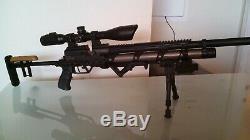 Evanix Sniper Carabine À Air Comprimé Pcp. 45 Cal Avec Des Accessoires Inc. Réservoir 4500psi