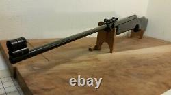 Feinwerkbau 124 Fusil À Air Comprimé. 177 Pellet Gun Beeman Import New Custom Finish