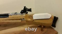 Feinwerkbau 601 Air Rifle Beeman Importation Marquée Avec Une Boîte En Mousse Insert
