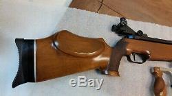 Feinwerkbau Fwb 300s Pistolet À Pellets Tyrolien Pour Carabine À Air Comprimé 0% Usure Paré