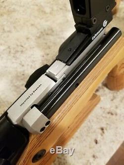 Feinwerkbau Oberndort / Nlg Mod. 603 Pistolet À Pellets. 177 / 4.5 Carabine À Air Comprimé De Précision. 177