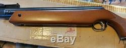 Feinwerkbau (fwb) 124 Deluxe Pellet Fusil. 177 Rare Sporter Airgun Beeman
