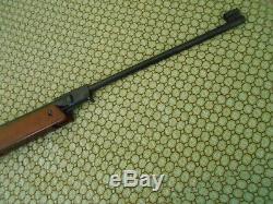 Feinwerkbau (fwb) 124 Deluxe Pellet Fusil. 177 Sporter Rare Airgun Beeman No Rsv