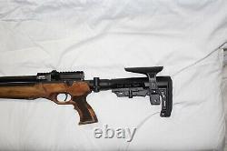 Fusil À Air Comprimé. 22 Pcp Pneumatic Air Rifle Pneuwa Cattleman Guns