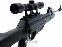 Fusil À Air Comprimé Avec Scope Pellet Gun Hunting. 177 Cal Bear River Tpr 1200 Fps 1350! Nouveau