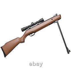 Fusil À Air Comprimé Crosman Vantage Np. 177 Pellet W-4x32 Scope 1200 Fps 250 Pellets Hu