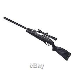 Fusil À Air Maxxim Gamo Swarm. 22 Calibre Noir 611003715554