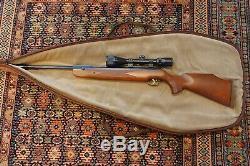 Fusil À Balles Beeman R9.177, Allemagne, Avec Lunette De Visée Bushnell 71-4124