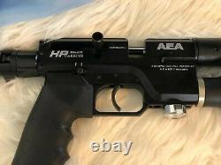 Fusil Aea Precision Pcp. 25 HP Carbine With Cnc Tactical Stock (noël Seulement)