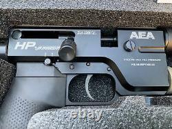 Fusil Aea Precision Pcp. 25 HP Varmint Bolt Action Aucune Portée