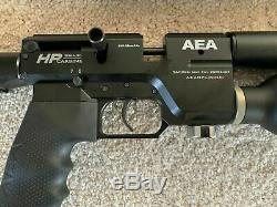 Fusil De Précision Aea Pcp. 25 HP Semi Auto Avec Le Kit D'action Varmint (un Seul Jeu)