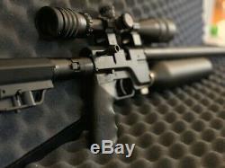 Fusil De Précision Aea Pcp. 25 HP Varmint Marque Nouveau (non Champ D'application)