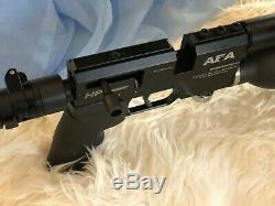 Fusil De Précision Aea Pcp. 25 HP Varmint Non Portée (pre Sell)