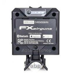 Fx Chronographe Mk2 Radar Sans Fil Bluetooth Airgun Chrono Air Rifle