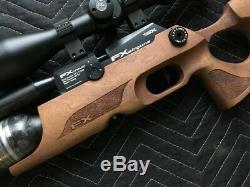 Fx Couronne. 25 Dans Les Mondes Noyer (carabine À Air Comprimé) Arme À Plomb Plus Précis Carabine À Air Comprimé