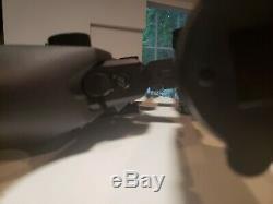 Fx Crown Pcp Carabine À Air Comprimé, Stock Synthétique Et Pompe 0,220 Calibre À Peine Utilisé
