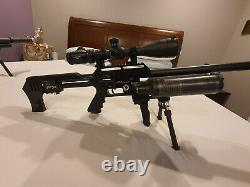 Fx Impact Air Rifle Pcp. 25 Cal (personnalisé)