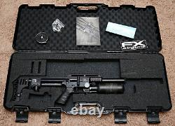 Fx Impact M3 Compact Noir. 25 Cal Pcp Airgun
