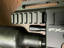 Fx Impact Mark II Pc Airgun Pellet Rifle Power Plenum Nouveau Cadre Et Bouteille